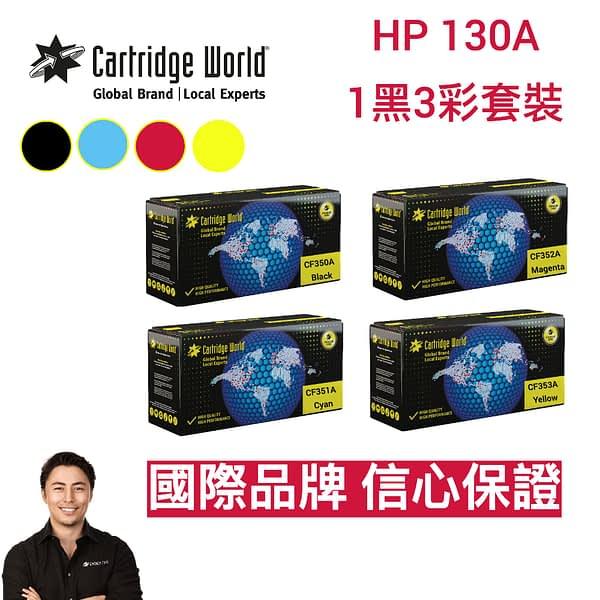 HP 130A Bundle