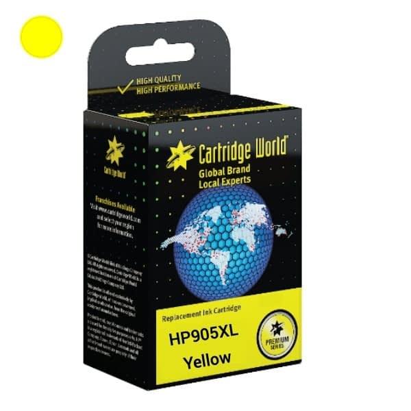 cartridge_world_CW HP905XLY Yellow