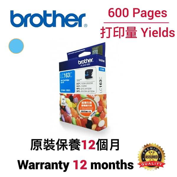 cartridge_world_Brother LC163C