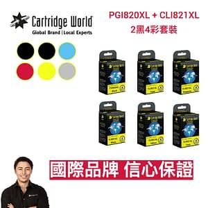Canon PGI820 + CLI821