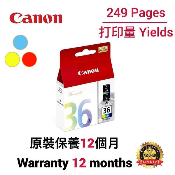 cartridge_world_Canon CLI36 CMY