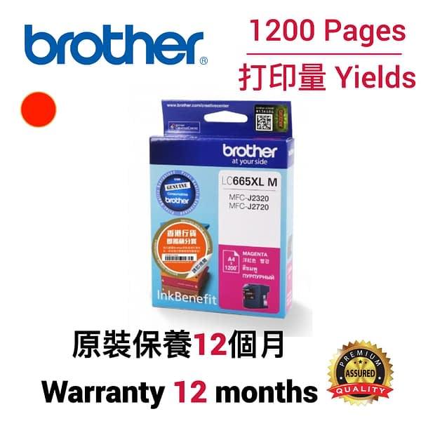 cartridge_world_Brother LC665XL M