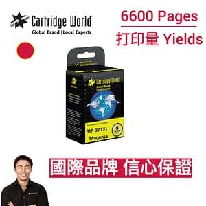 CW HP 971 XL Magenta