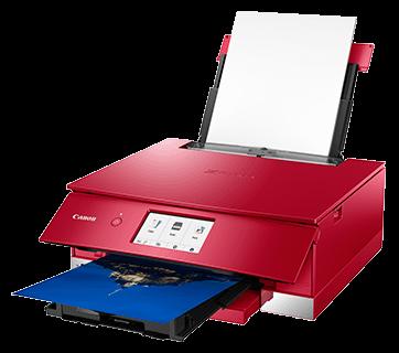 PIXMA TS8370 RED