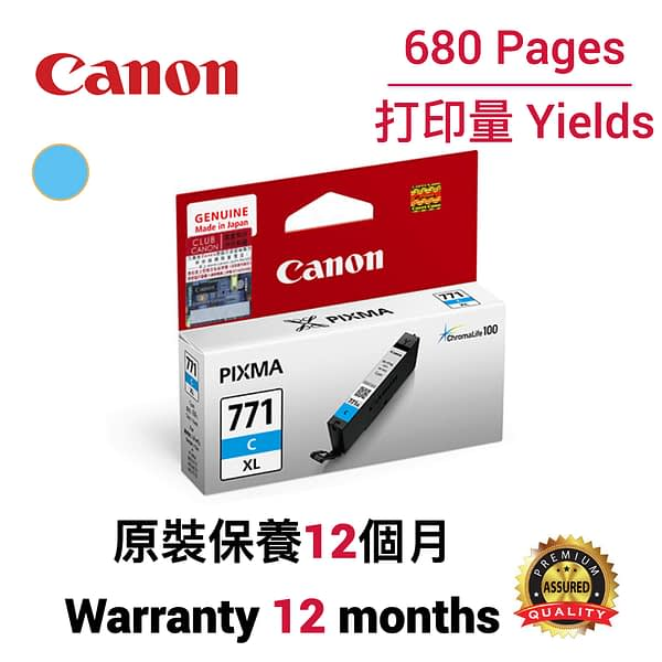 cartridge_world_Canon CLI771XL C