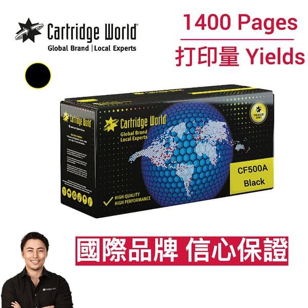CW HP CF500A Black