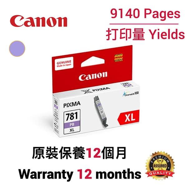 cartridge_world_Canon CLI781XL PB