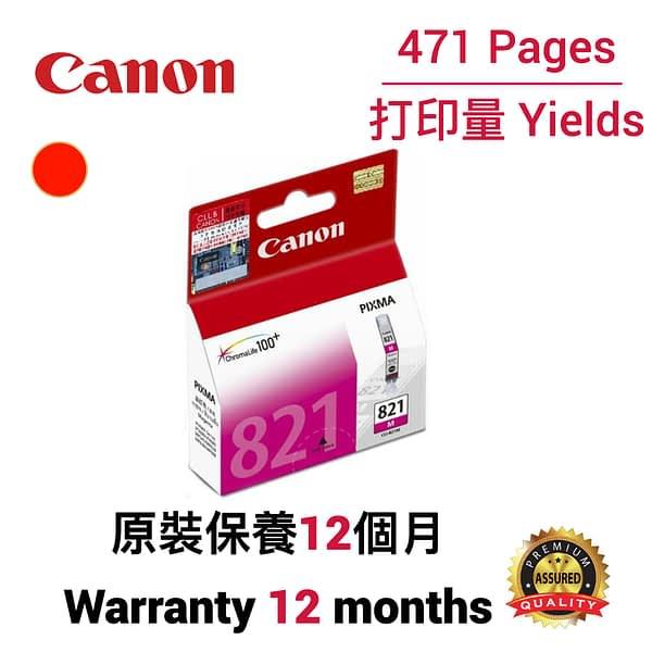 cartridge_world_Canon CLI821 M