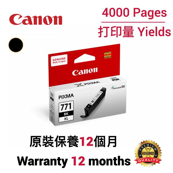 cartridge_world_Canon CLI771XL BK