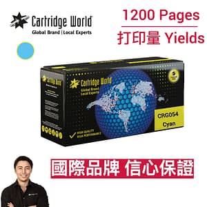 cartridge_world_CW Canon CRG054 C