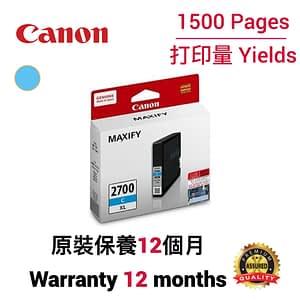 cartridge_world_Canon PGI 2700XL C