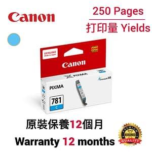 Canon CLI-781 C