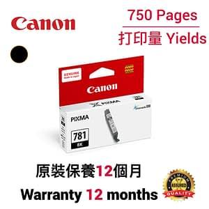 Canon CLI-781 BK