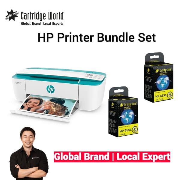 HP Printer Bundle EN