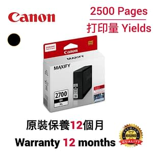 cartridge_world_Canon PGI 2700XL BK
