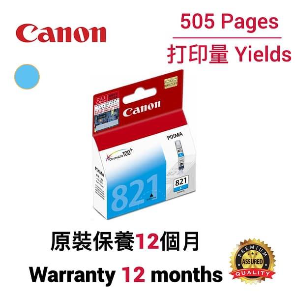 cartridge_world_Canon CLI821 C