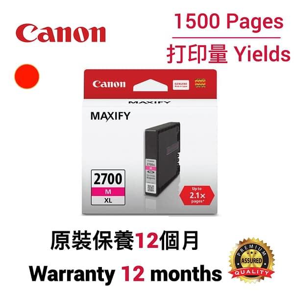 cartridge_world_Canon PGI 2700XL M