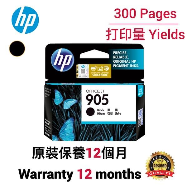 HP 905 BK