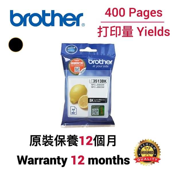 cartridge_world_Brother LC3513 BK