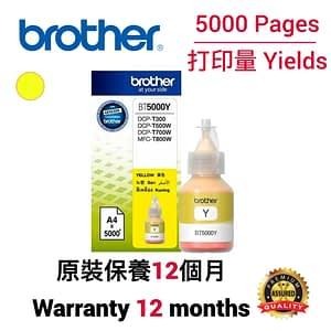 cartridge_world_Brother BT5000 Y