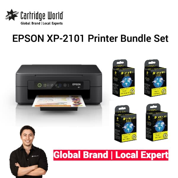 Epson Printer Bundle EN
