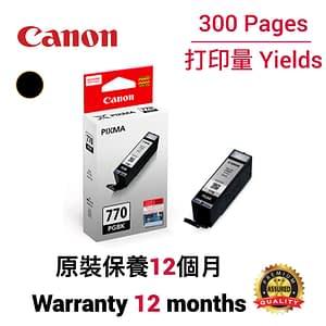 Canon PGI-770 BK