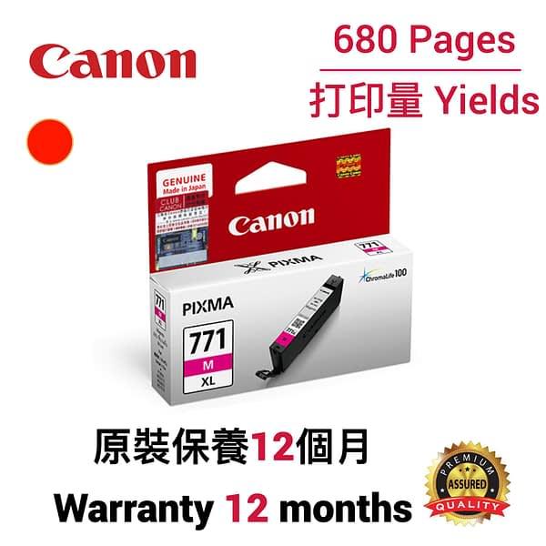 cartridge_world_Canon CLI771XL M